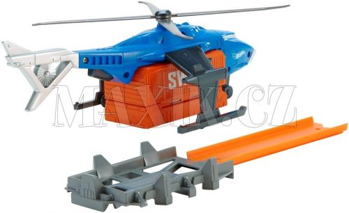 Hot Wheels Helikoptéra S.W.A.T. cena od 466 Kč