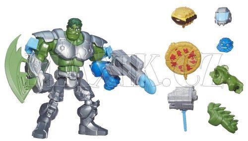 Hasbro Avengers Super Hero Mashers Hulk cena od 249 Kč