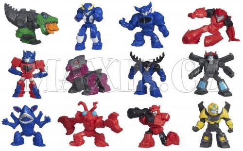 Transformers Mini sběratelské charaktery