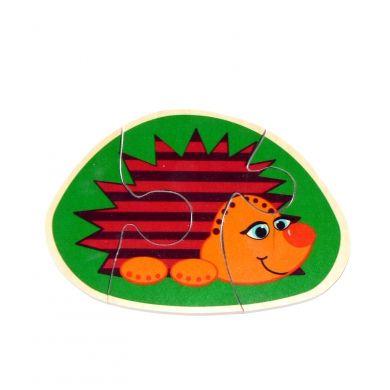 HESS Minipuzzle Ježek cena od 139 Kč