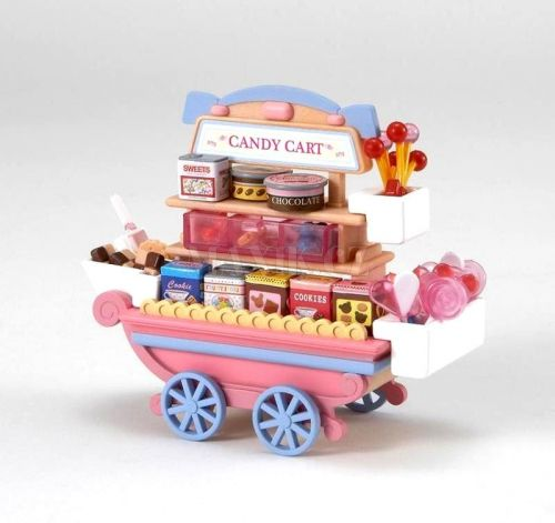 Sylvanian Families Pojízdný obchod s bombóny cena od 219 Kč