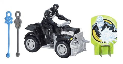 Hasbro Spiderman se závodním vozidlem Agent Venom cena od 0 Kč