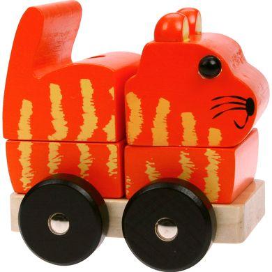 LENA 3D dřevěná kočka cena od 195 Kč
