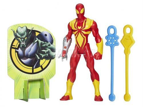 Hasbro Spiderman Iron Spider cena od 0 Kč