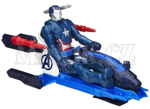 Hasbro Avengers Iron Patriot cena od 0 Kč