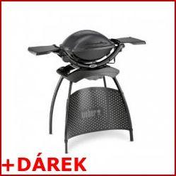 Weber Q 1400 Stand cena od 8990 Kč