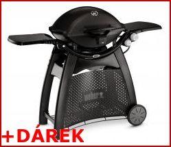 Weber Q 3200 cena od 14490 Kč