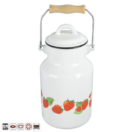 Orion Smaltovaná konvička na mléko 2 l cena od 349 Kč