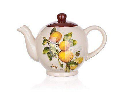 BANQUET Konvice na čaj 1200 ml cena od 230 Kč