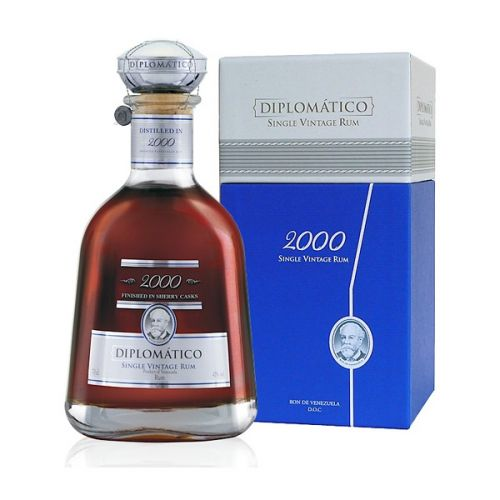 Diplomático Single Vintage 2000 0,7 L