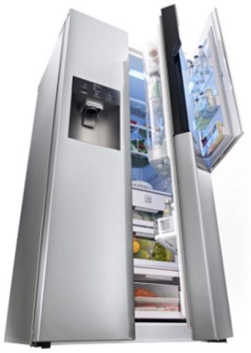 LG GS9366PZYZD cena od 49989 Kč