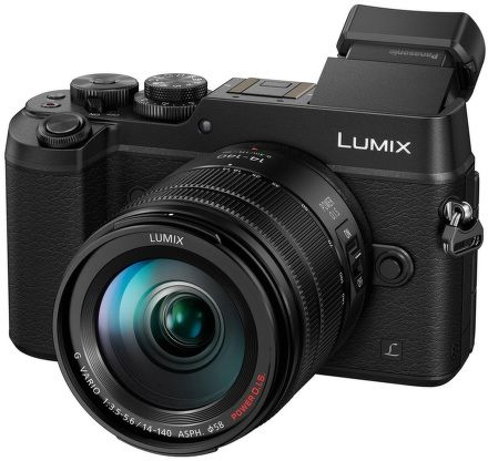 Panasonic Lumix DMC-GX8 cena od 23373 Kč