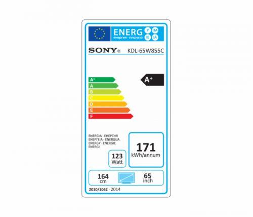 Sony KDL-65W855C cena od 38758 Kč