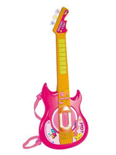 Bontempi Elektronická roková kytara cena od 0 Kč