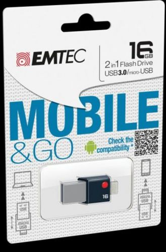 EMTEC T200 Mobile GoOTG 16 GB