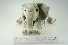 Lamps Plyš Slon 39 cm cena od 285 Kč