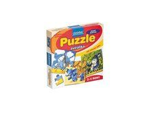 Granna Puzzle zvířátka cena od 152 Kč