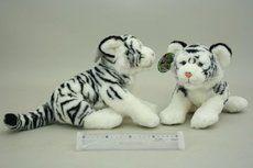 Lamps Plyš Tygr bílý cena od 325 Kč