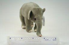 Lamps Plyš Slon 25 cm cena od 185 Kč