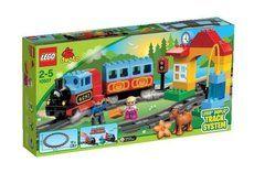 Lego Duplo Můj první vláček 10507 cena od 0 Kč