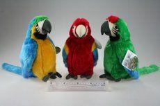 Lamps Plyš Papoušek cena od 203 Kč