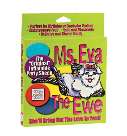 California Exotic NAFUKOVACÍ OVCE Ms. Eva