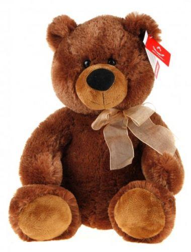 Alltoys Medvěd plyšový sedící 48 cm cena od 336 Kč