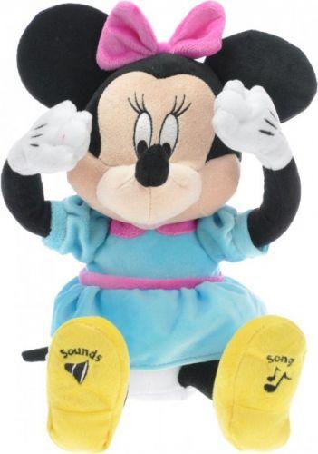 Mikro hračky Minnie plyšová 22 cm