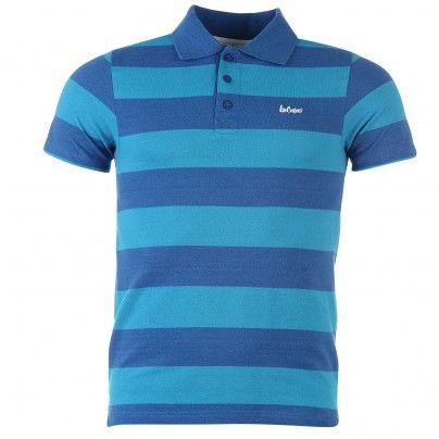Lee Cooper Striped Polo košile