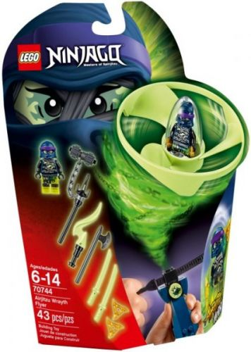 Lego Ninjago Wraythův letoun Airjitzu 70744