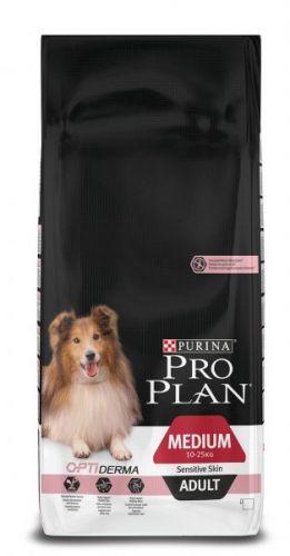 Purina Pro Plan Medium Adult Sensitive Skin 14 kg