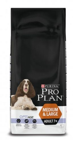 Purina Pro Plan Medium & Large Adult 7+ 14 kg