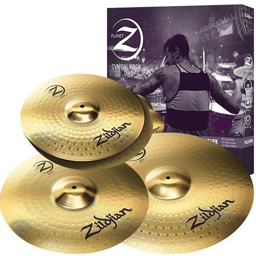 Zildjian Planet Z 4 pack