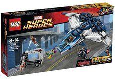 Lego Super Heroes Avengers nr. 4 76032
