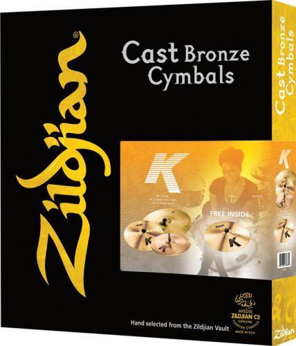Zildjian K Box set 2014