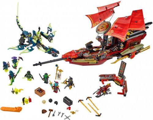 Lego NINJAGO Poslední let Odměny osudu 70738