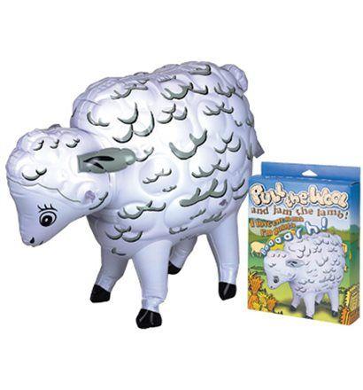 NMC Nafukovací ovce