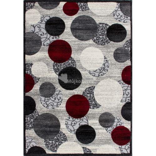 Lalee Palas PLS 577 stříbrný koberec