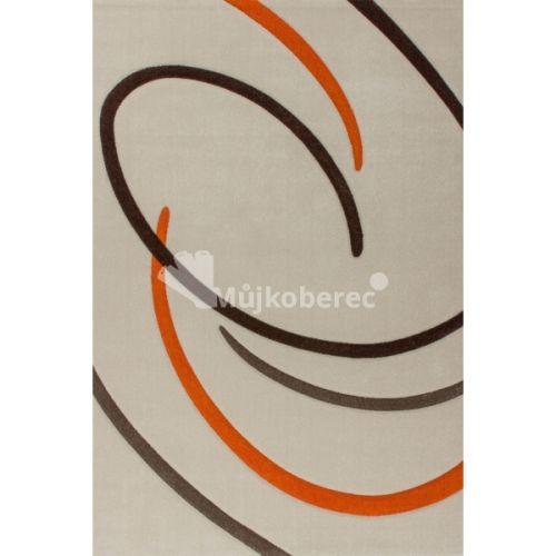 Lalee Lambada LAM 466 ivory-orange koberec