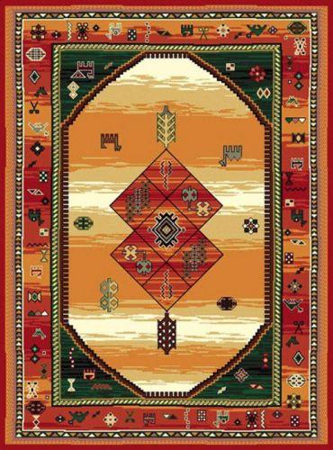 Breno Teheran 375 červený koberec