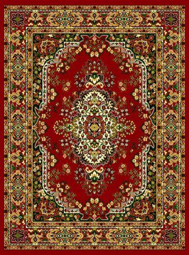 Breno Teheran 107 červený koberec