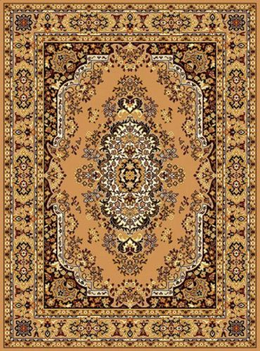 Breno Teheran 107 béžový koberec