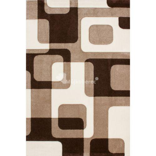 Lalee Lambada LAM 463 mocca-béžový koberec
