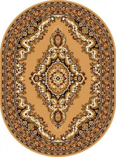 Breno Teheran 102 béžový koberec