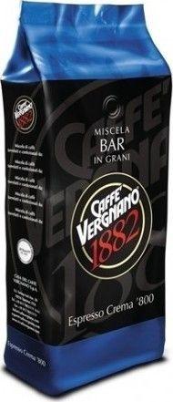 CATLER Káva Vergnano Espresso Crema 800 1 kg
