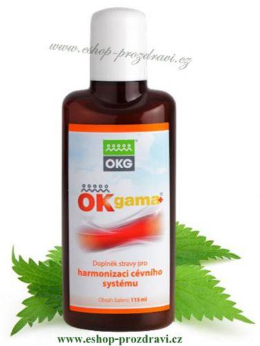 OKG OK Gama+ 115 ml