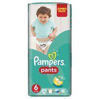 Pampers Jumbo Pack velikost 6 44ks