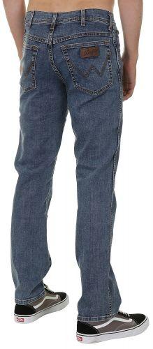 Wrangler Texas Stretch Stone Wash kalhoty