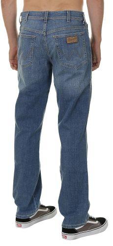 Wrangler Texas Stretch Wron Broke kalhoty