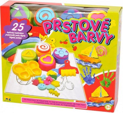 Mac Toys Sada prstových barev cena od 0 Kč